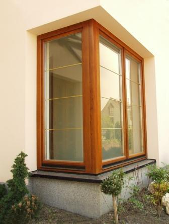 Dřevěná okna levně